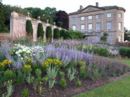 Claverton Manor + garden