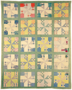 Lady in the White House quilt