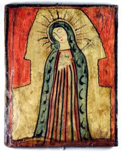 Retablo - Our Lady of Sorrows