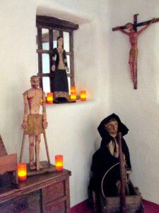 Morada room at the museum